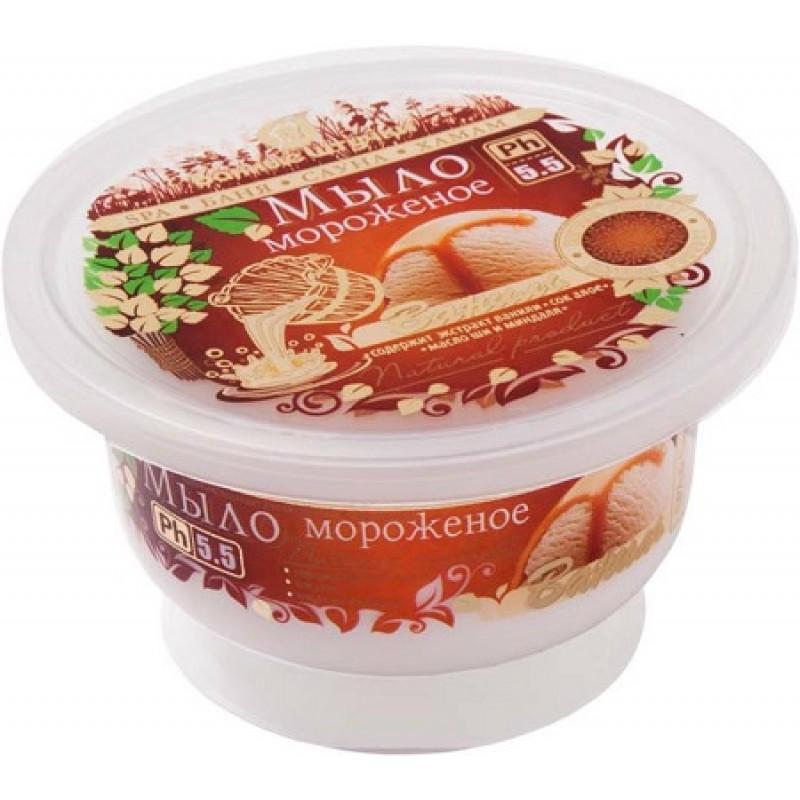 Мыло-мороженое Ваниль