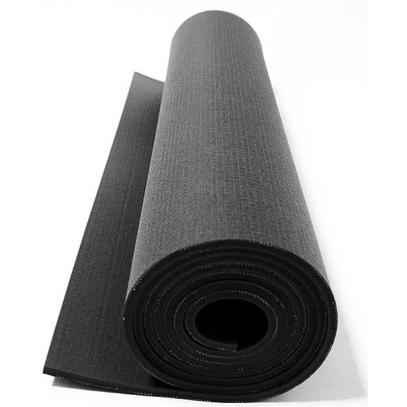 Коврик для йоги Comfort PRO (KURMA BLACK) 200х60х6,5мм