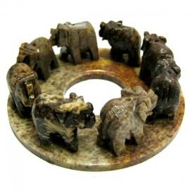 """Подставка """" 8 слонов"""""""