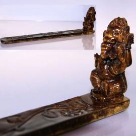Подставка Ганеш пресованная кость