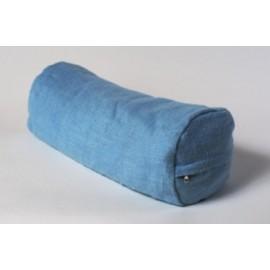 Подушка-валик 41х14 лен
