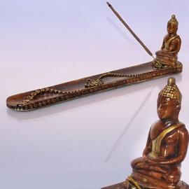 Подставка Будда пресованная кость