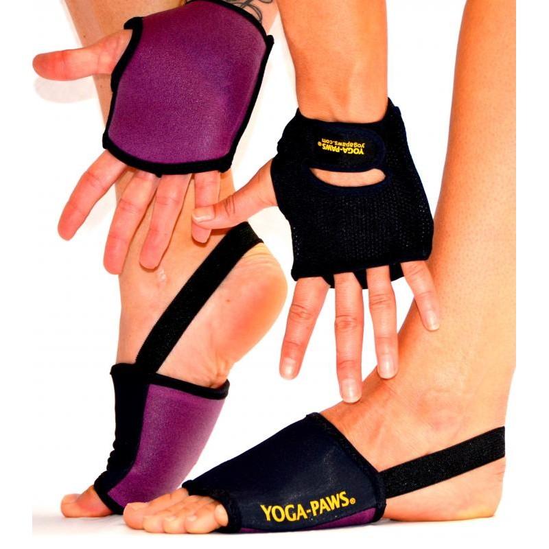 Йога лапы для занятия йогой женские Yoga-Paws