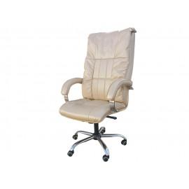 Офисное массажное кресло EGO BOSS EG1001 ELITE (натуральная кожа)
