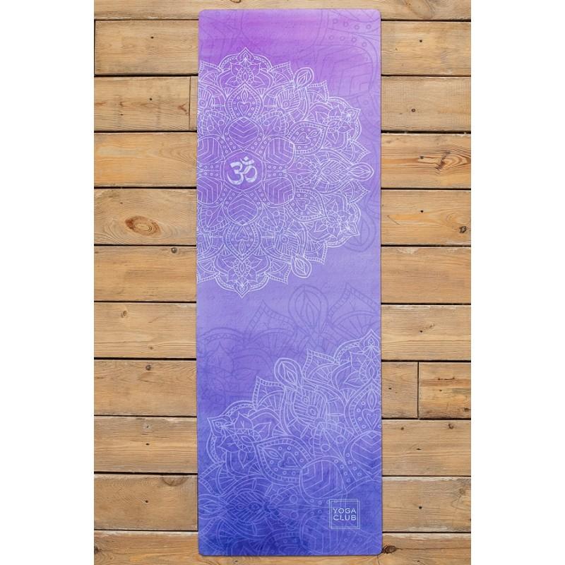 Коврик для йоги OM Yoga Club