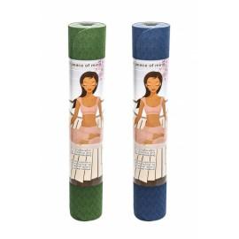Коврик для йоги Лотос Light 183х61х4мм